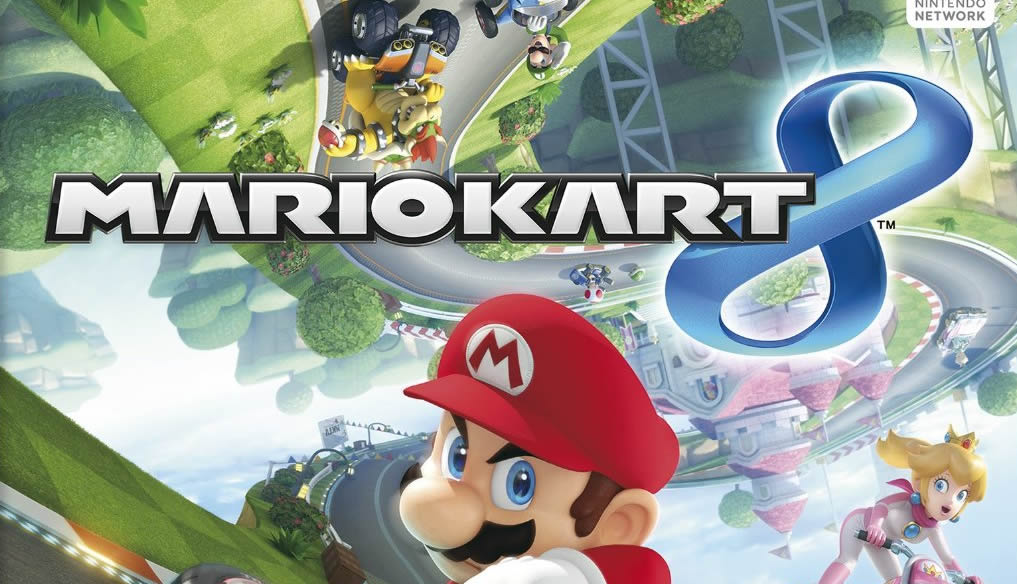 Mario Kart 8: Strecken Liste (Tracks List)