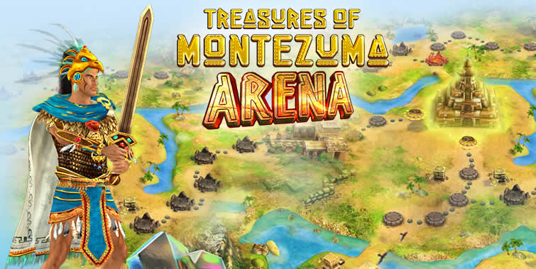 Treasures of Montezuma Arena: Trophäen (Trophies) Leitfaden – PS Vita