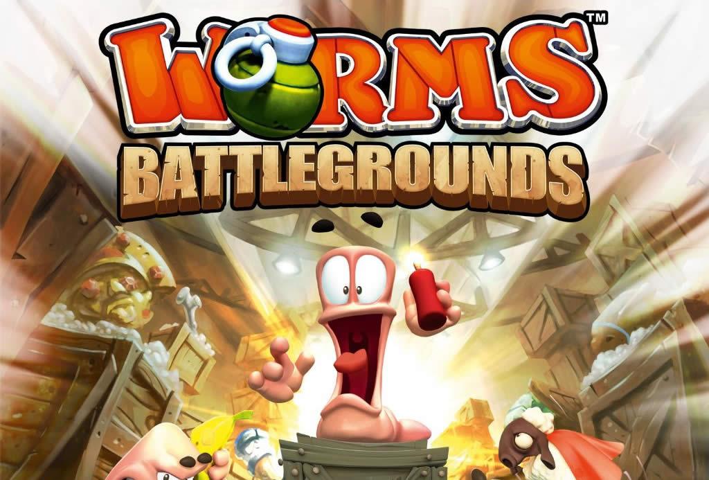 Worms Battlegrounds: Ab 30. Mai im Handel