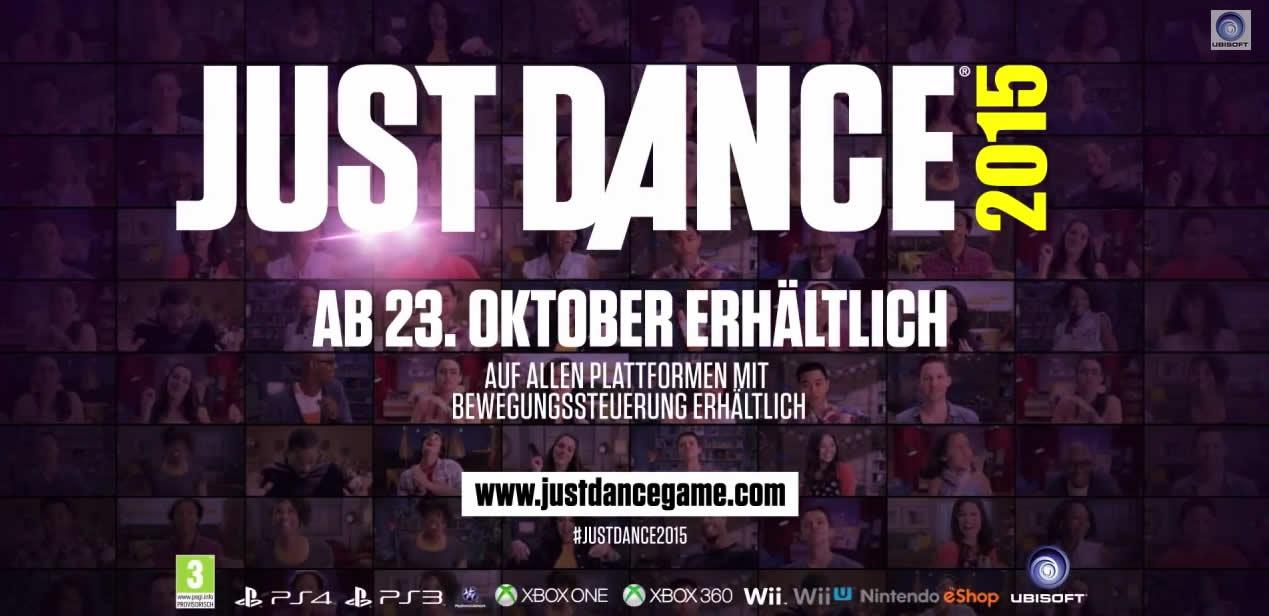 Just Dance 2015: Erfolge Achievements Leitfaden