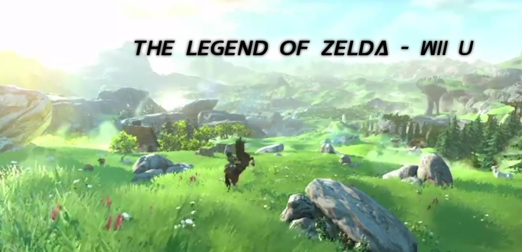The Legend of Zelda Wii U: Erste Eindrücke über das neue Open World Zelda