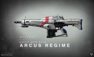 Arcus Regime