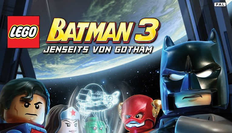 Adam West in Gefahr Guide – LEGO Batman 3 Jenseits Gotham