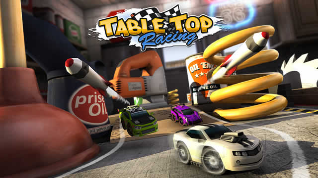 Table Top Racing: Trophäen (Trophies) Leitfaden für die PS VITA