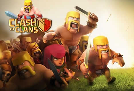 clash of clans news feed