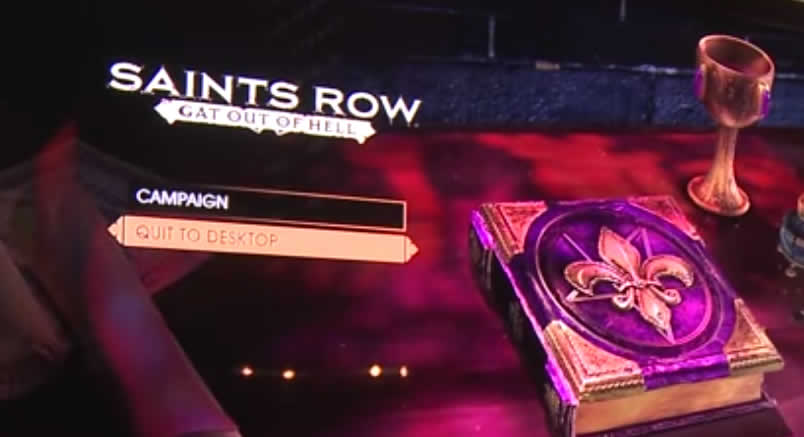 Saints Row: Gat Out of Hell: Erstes Gameplay Video