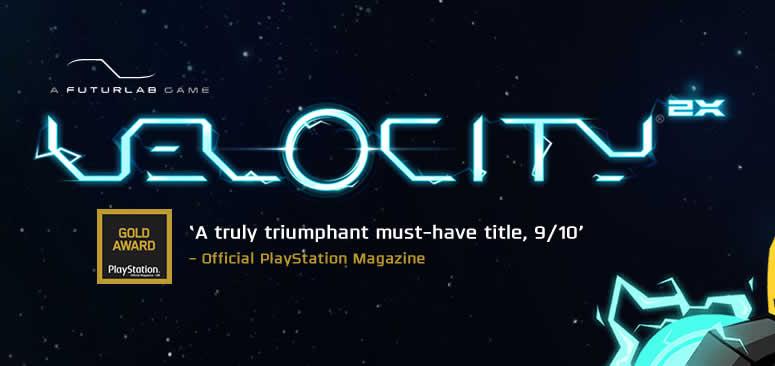 Neuer Behind-the-Scenes Trailer zu Velocity 2X