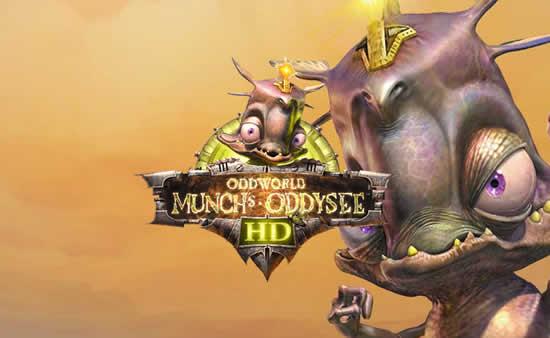 Oddworld: Munch's Oddysee HD – Trophäen Trophies Liste