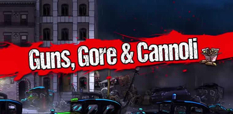 Guns, Gore & Cannoli – Infos und Trailer