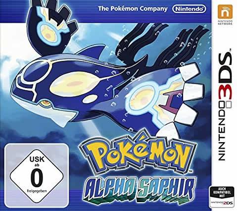 Demo Codes für Pokemon Omega Ruby, Alpha Sapphire