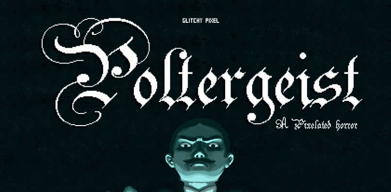 Poltergeist Pixelated Horror – Trophäen Trophies Liste PS Vita