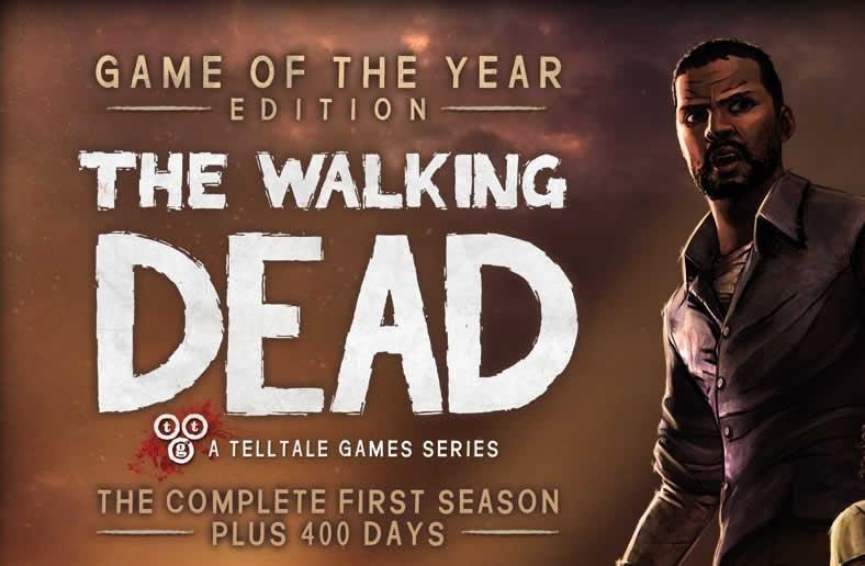 The Walking Dead – PS4 Trophäen Trophies Liste