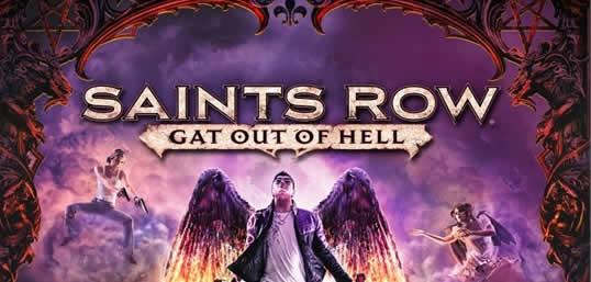 Saints Row Gat Out of Hell – PC Trainer V1.1 – TRAINER +21