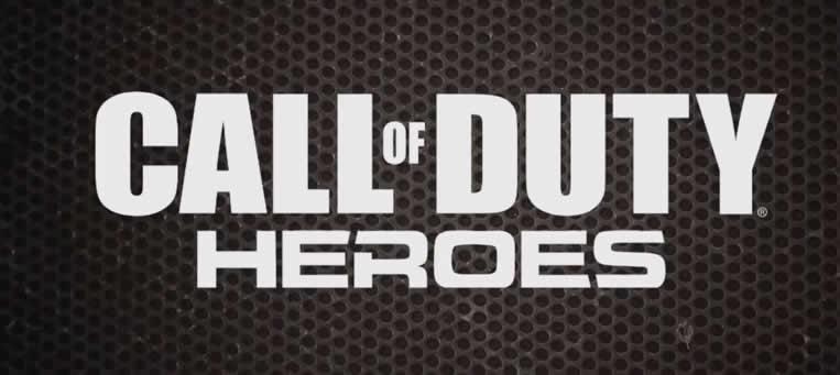 Call of Duty: Heroes für iPhone und iPad erhältlich