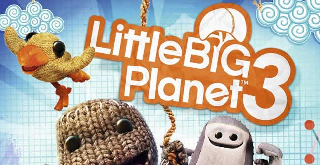 LittleBigPlanet 3 Levelbau-Contest mit  izzi & LPmitKEV