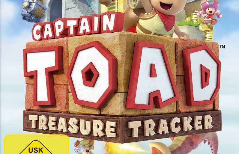 Captain Toad: Treasure Tracker – Komplettlösung