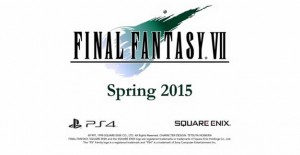 final fantasy 7 ps4