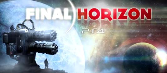 Final Horizon – Trophäen Liste für PS4 und PS Vita