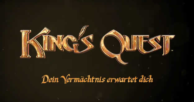 King's Quest: Neues Video veröffentlicht – Music with Character