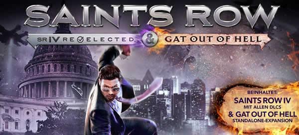 Saints Row IV: Re-Elected – Trophäen Trophies Liste