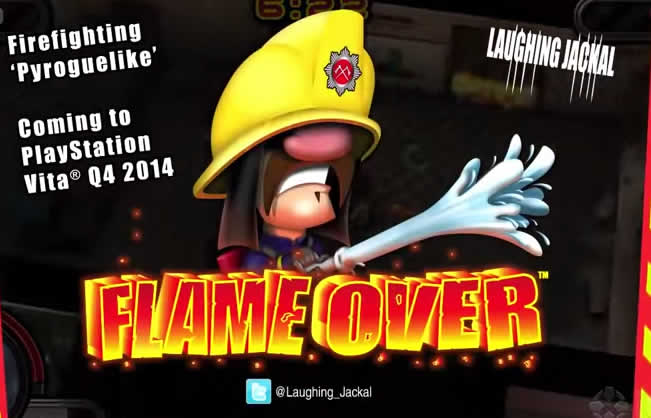 Flame Over – Launch Trailer