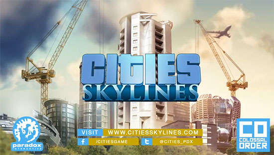 Cities Skylines: PC Trainer +5 V1.7.0
