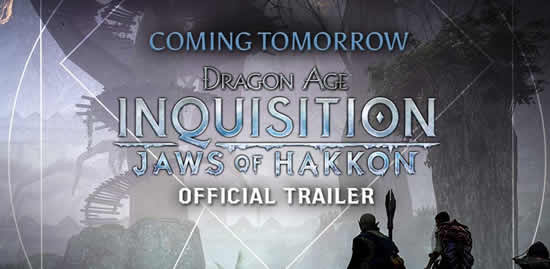 Dragon Age: Inqusition – Jaws of Hakkon DLC Angekündigt