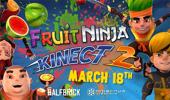 Fruit Ninja Kinect 2 – Erfolge Achievements Liste