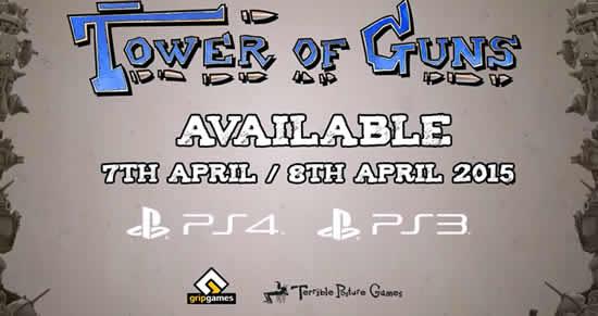 Tower of Guns – Komplettlösung