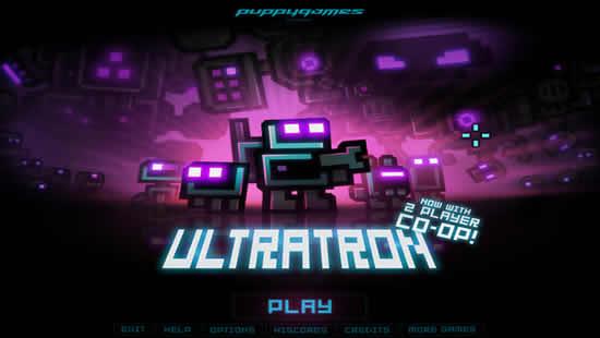 Ultratron – Trophäen Trophies Leitfaden
