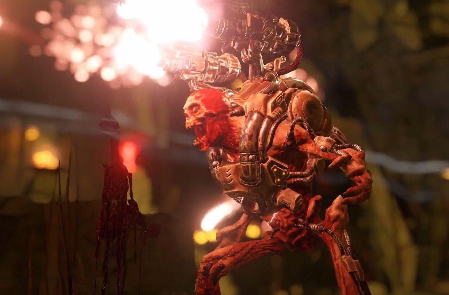 Bethesda veröffentlicht Teaser zu Doom 4
