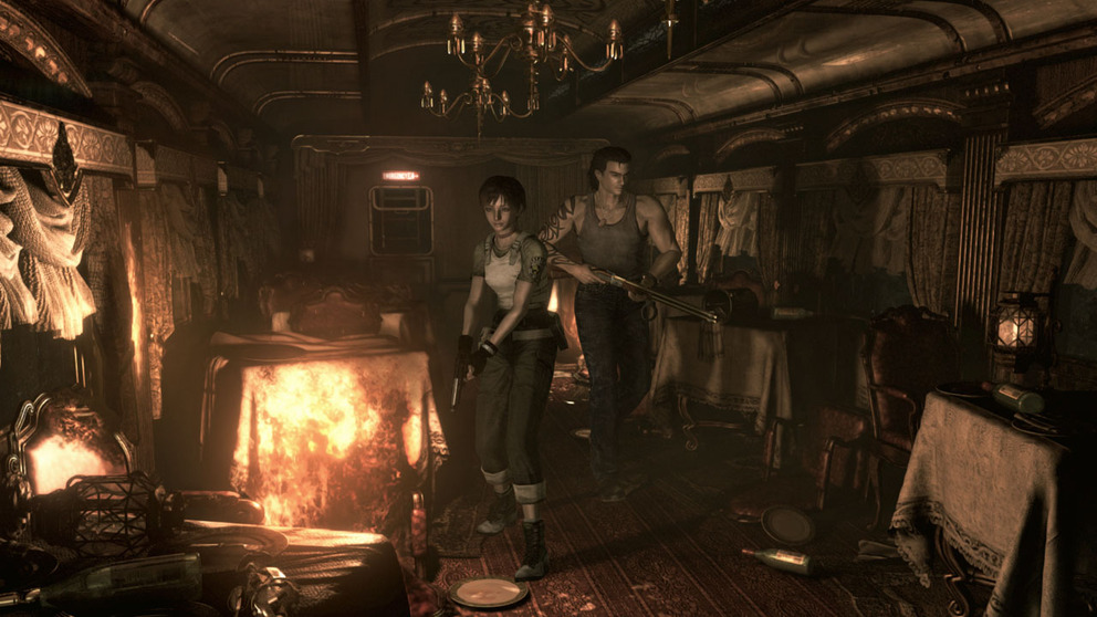 Resident Evil Zero: Remastered-Version angekündigt