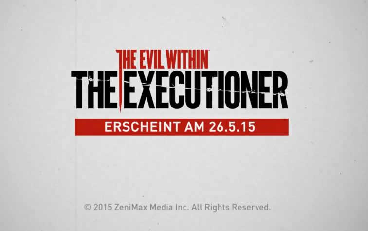 The Evil Within – Trophäen zum DLC The Executioner veröffentlicht