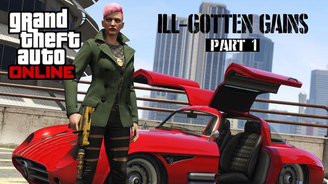 Grand Theft Auto V – Neues Update erscheint nächste Woche