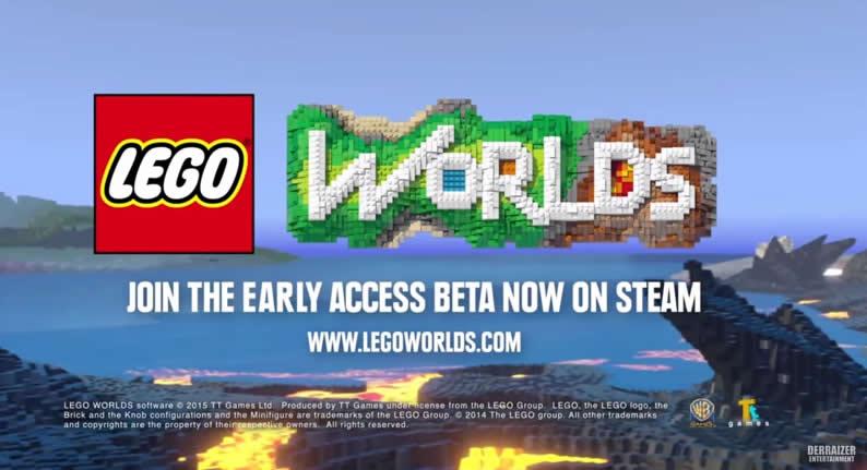 Lego WORLDS – Trainer +2 Download V1.00 DX11