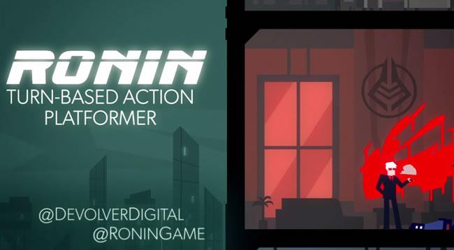 Ronin – Steam Errungenschaften