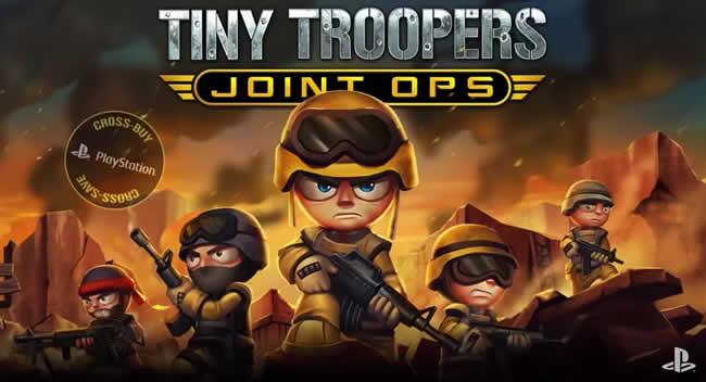 Tiny Troopers Joint Ops – Trophäen Trophies Leitfaden