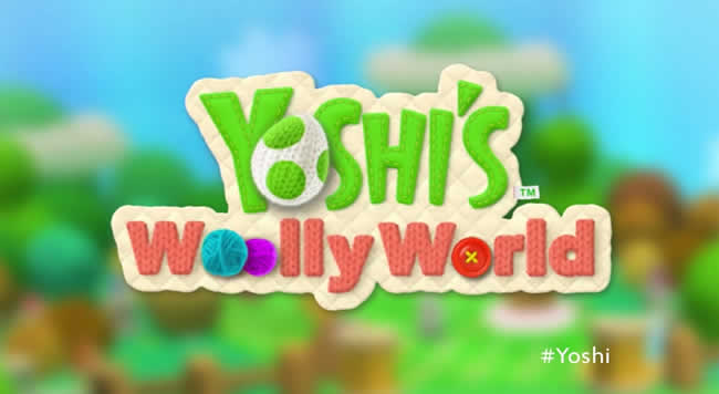 Yoshi's Woolly World Amiibo Kostüme