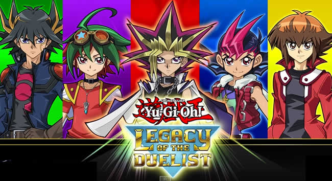 Yu-Gi-Oh! Legacy of the Duelist: Trainer +1 Download V12.09