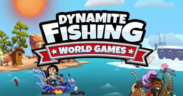 Dynamite Fishing – World Games: Erfolge Achievements Leitfaden