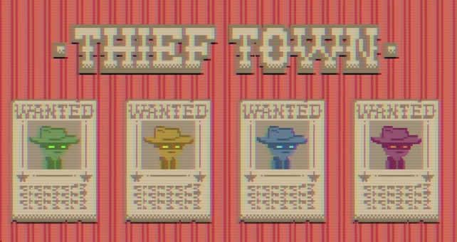 Thief Town – PS4 Trophäen Leitfaden