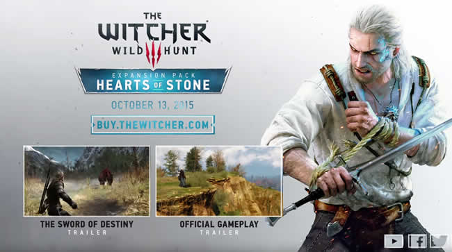 The Witcher 3: Hearts of Stone – Trophäen Liste veröffentlicht
