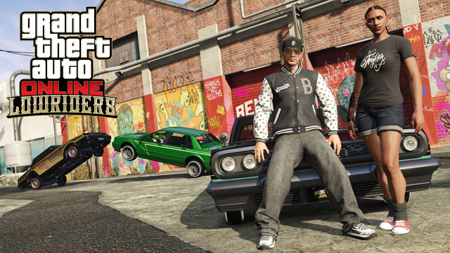 gta 5lowriders
