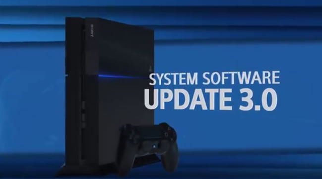 PS4-Systemsoftware 3.0 im Detail