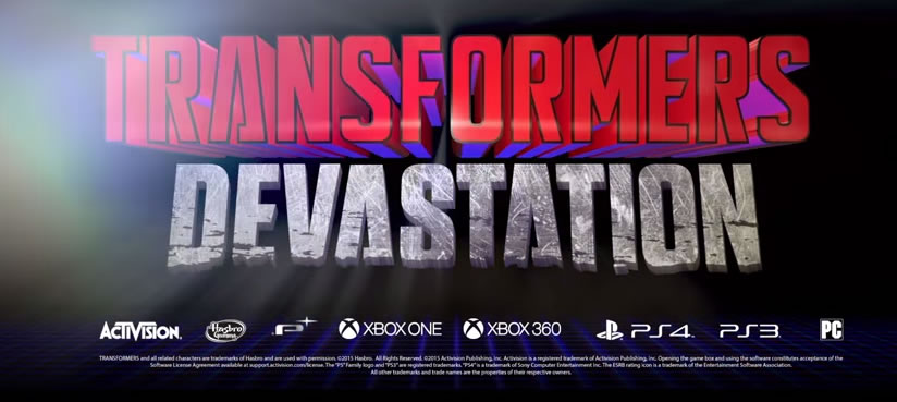 Transformers Devastation – Waffen Synthese Upgrades