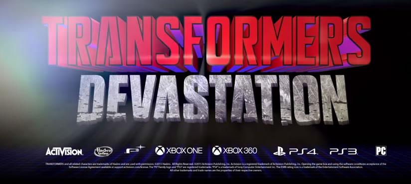 Transformers Devastation – Activision veröffentlicht neue Spielinhalte