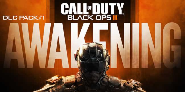 COD Black Ops 3 – DLC Awakening angekündigt