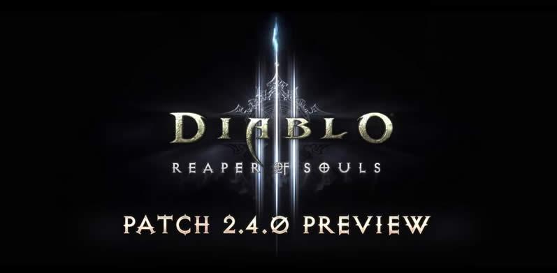 Diablo 3: Neue Medien zu Patch 2.4.0 – Greyhollow Island
