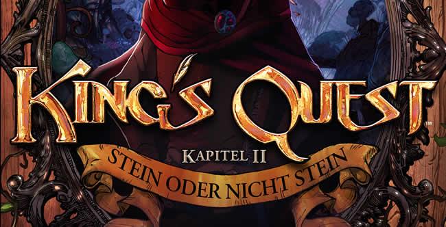 King's Quest: Stein oder nicht Stein – Alle Seiten Fundorte