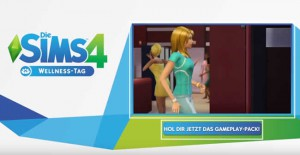 sims 4 spa day